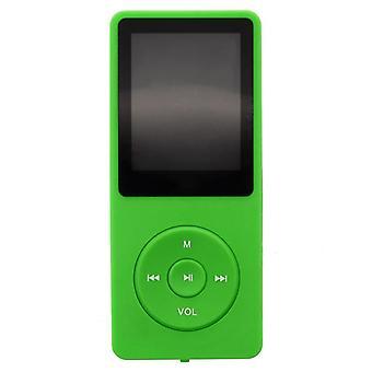 Moda reproductor de MP3 con pantalla LCD