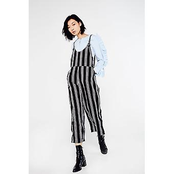 Ouor Striped Jumpsuit