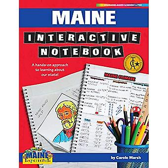 Maine Interactive Notebook: A Hands-On Approach to Learning about Our State! (Maine Experience)