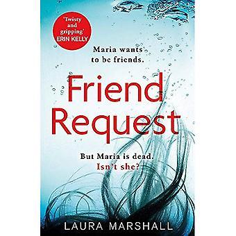 Vriendschapsverzoek: De meest verslavende psychologische thriller zul je lezen dit jaar
