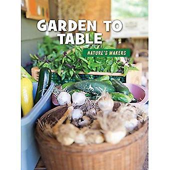 Giardino a tabella (libreria di competenze del XXI secolo: creatori della natura)