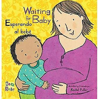 Esperando al bebe/Waiting for Baby (Child's Play - Bilingual Titles) [Board book]