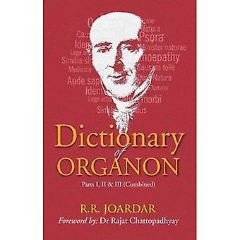 Dizionario di Organon