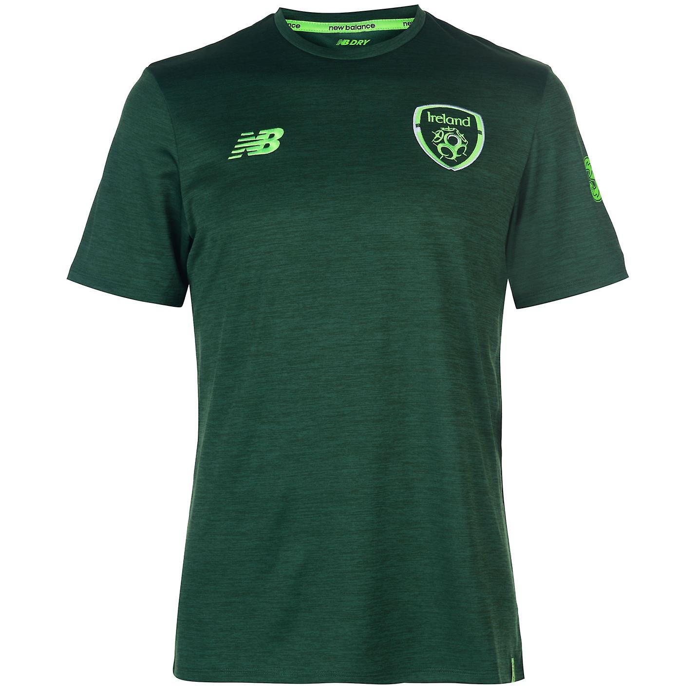 New Balance Mens Ireland Elite T Shirt