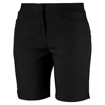 PUMA pounce Bermuda women's woven shorts black