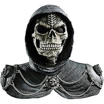 暗黒死神マスク ・ ハロウィーンの肩