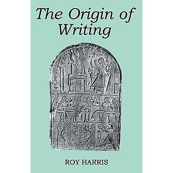 Origem da escrita por Harris & Roy