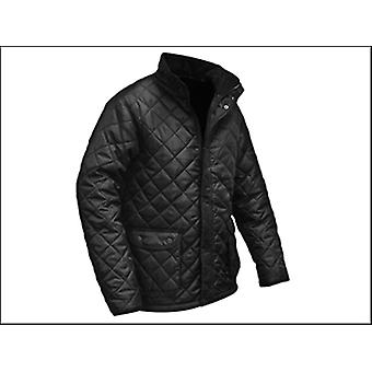 Roughneck Clothing Quilted Jacket Black - XL