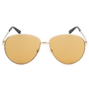 Gucci Aviator Sunglasses GG0138S 002 61