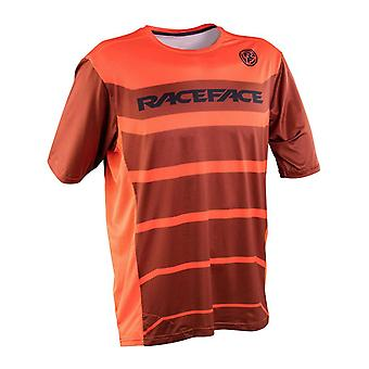 Race Face Rust Indy Short Sleeved MTB Jersey
