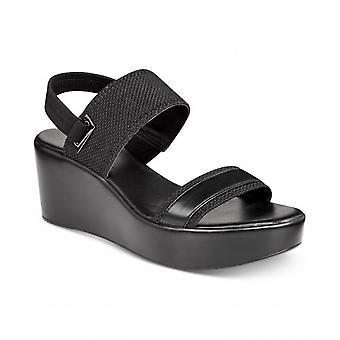 Alfani Womens Maybell Open Toe Casual Platform Sandals