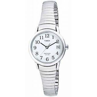 Timex Womens Stainless Steel Expandable  T2H371 Watch