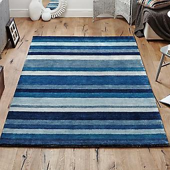 Rugs - Winslow - Stripe Blue