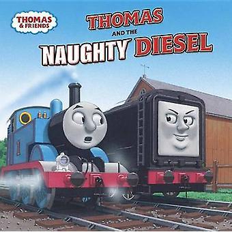 Thomas and the Naughty Diesel by Wilbert Vere Awdry - Josie Yee - 978