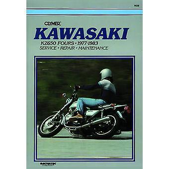 Kawasaki 650cc Fours - 1977-79 (3rd) by Penton - 9780892872961 Book