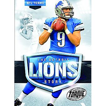 The Detroit Lions Story by Allan Morey - 9781626173651 Book