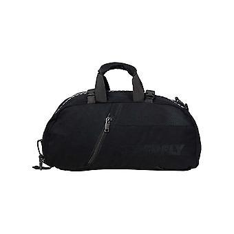 Hyperfly de bout duffel tas zwart