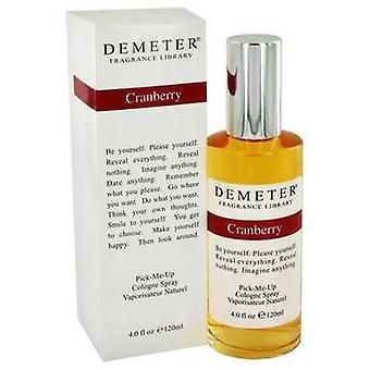 Demeter Cranberry By Demeter Cologne Spray 4 Oz (women) V728-426381