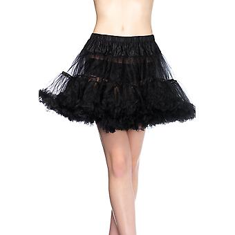 Plus Size Sexy Layered Tulle Petticoat Tutu Skirt Costume Accessories