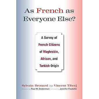 As French As Everyone Else?