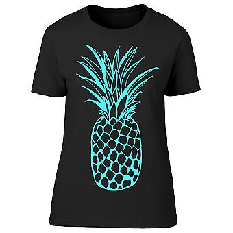Pineapples Fruit Tee Women's -Image by Shutterstock