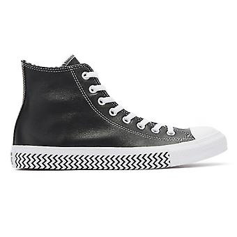 Converse Chuck Taylor All Star Mission-V Womens Black / White Hi Trainers