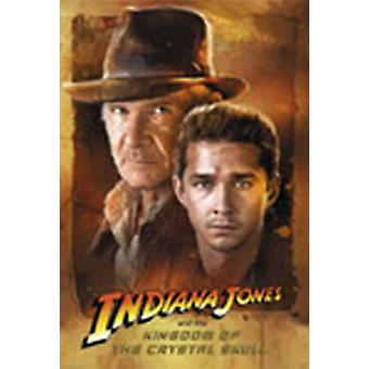 Indiana Jones And The Kingdom Of The Crystal Skull Reprint Poster