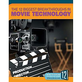 The 12 Biggest Breakthroughs in Movie Technology (Technology Breakthroughs II)