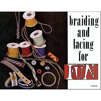 Leather Factory Braiding And Lacing For Fun Lf 61935