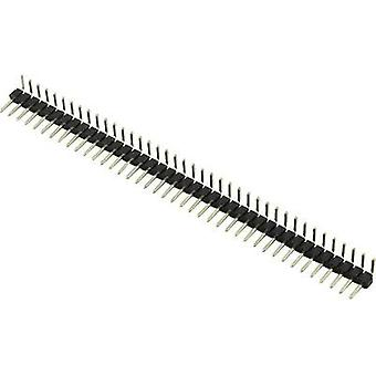Pin strip (standard) No. of rows: 2 Pins per row: 20 Connfly 93040C99 1 pc(s)