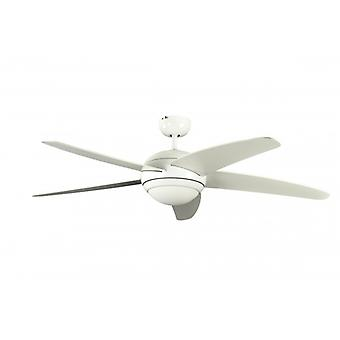 Pepeo Ceiling Fan Melton white with included remote control