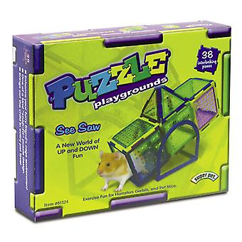 Superpet Critter puslespil vippe 38pce