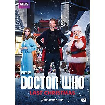 Doctor Who: Laatste kerst [DVD] USA import