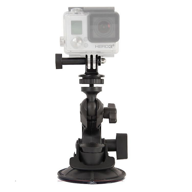 Mini Sunction Mount With Adapter included for GoPro Cameras.