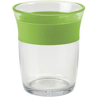 Oxo-Tot Transparent glass Green (Home , Babies and Children , Eat , Kitchenware)