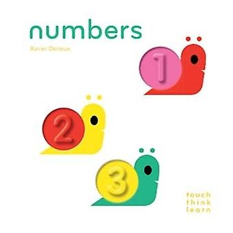 TouchThinkLearn: Numbers (Board book) by Deneux Xavier