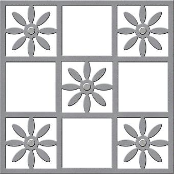 Spellbinders Shapeabilities Dies-Flower Tile S3245