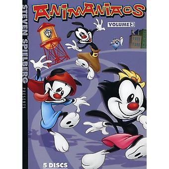 アニマニアックス - アニマニアックス Vol. 3 【 DVD 】 USA 輸入