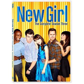 New Girl: Season 3 [DVD] USA import