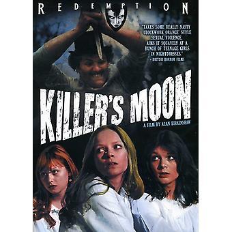 Morderens månen [DVD] USA importerer