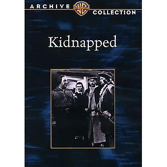 Kidnapped [DVD] USA import