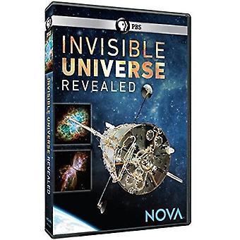 Nova: Onzichtbare universum [DVD] USA importeren