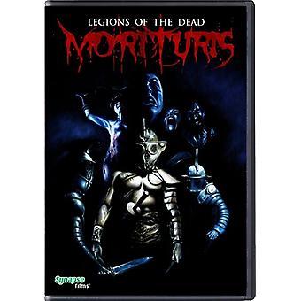 Morituris: Legioner af døde [DVD] USA importerer