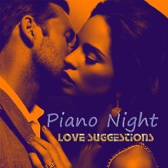 Liebe-Vorschläge - Piano Night [CD] USA importieren