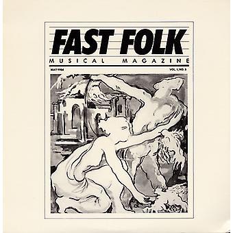 Fast Folk Musical Magazine - Vol. 1-Fast Folk Musical Magazine (5) [CD] USA import