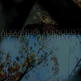 Alexander Turnquist - gangen af spejle [CD] USA import