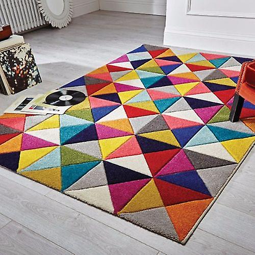 Spectre Flair SAMBA MULTI Rectangle tapis tapis Funky