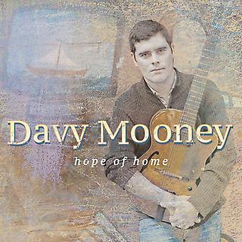 Davy Mooney - håb i Home [CD] USA import