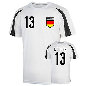 Germania Sport Training Jersey (muller 13) - bambini