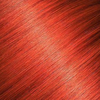 #350 - Copper, Ginger, Luxury, FULL HEAD, Real Clip-in Hair Extensions - 100% Remy, Triple Weft, Thick Human Hair